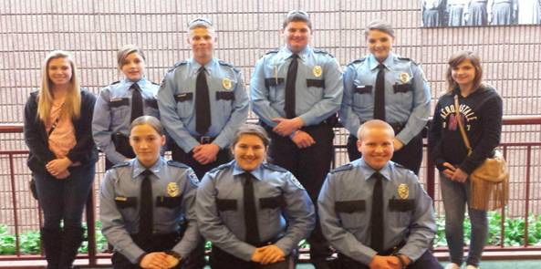 KPD e-Press Release: Kingsport Police Explorer Post Brings Home