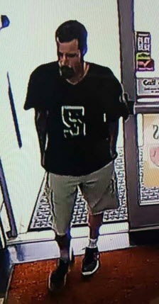 Man Who Went Shopping with Debit Card Stolen from Lost Wallet
