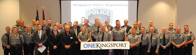 Kingsport Police Dept.