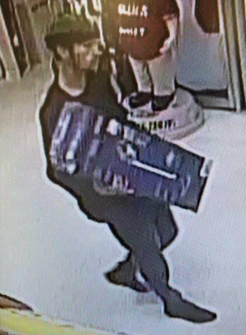 KPD e-News Release: Detectives Seeking Identity of Ollie's